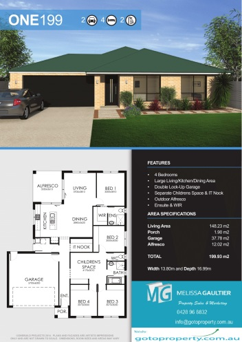 house and land package